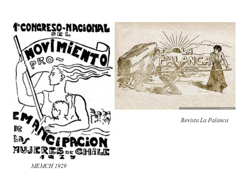 Revista La Palanca MEMCH 1929
