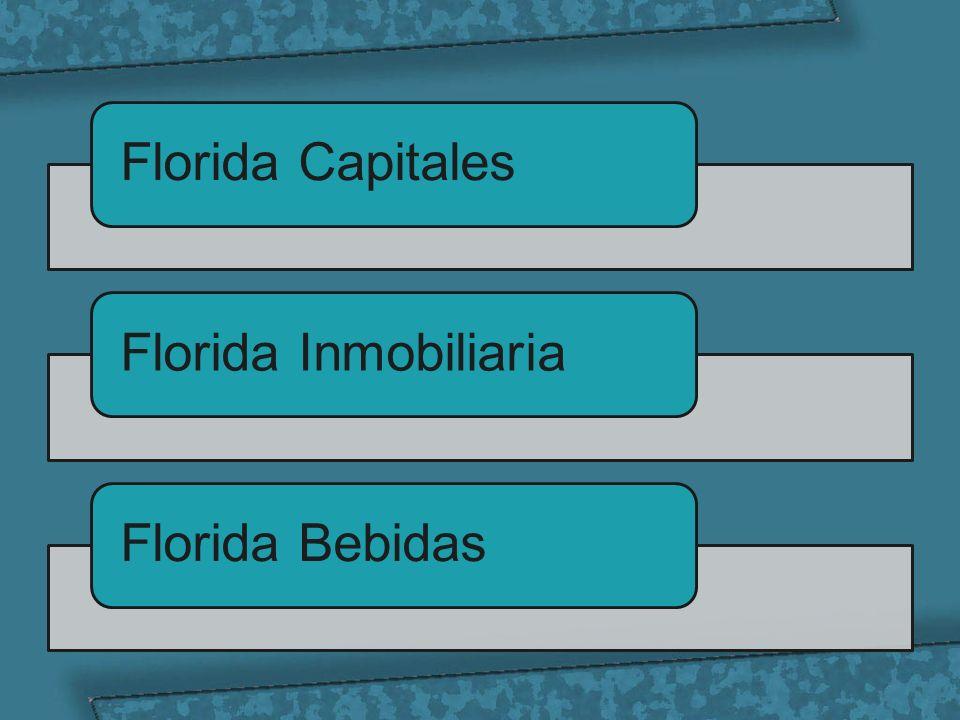 Florida Capitales Florida Inmobiliaria Florida Bebidas