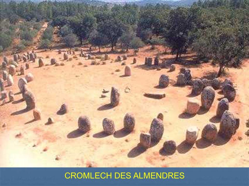 CROMLECH DES ALMENDRES