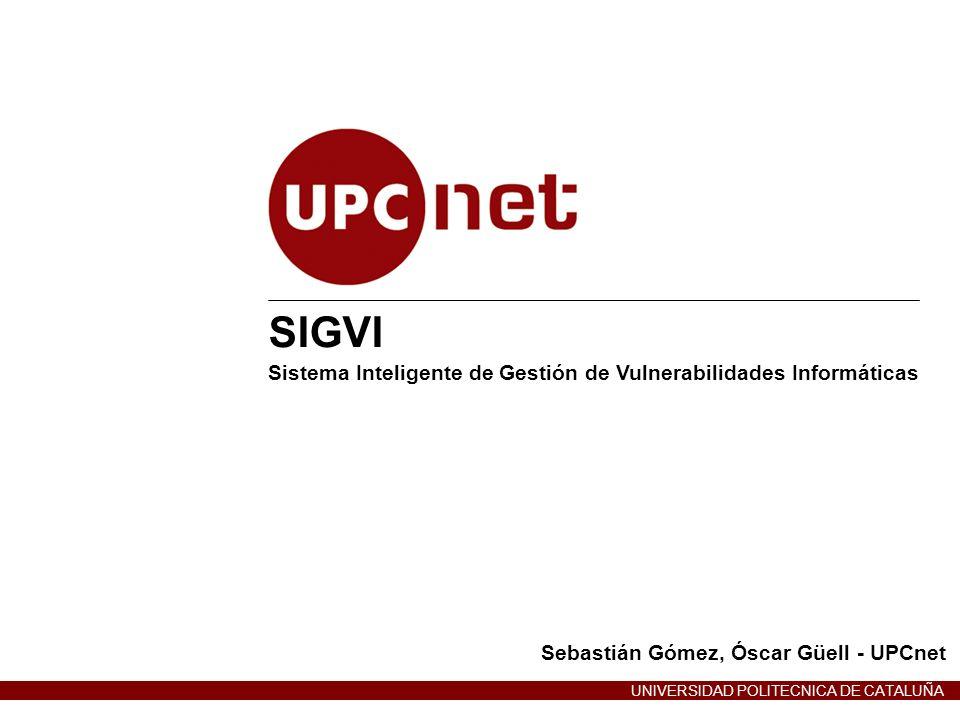 UNIVERSIDAD POLITECNICA DE CATALUÑA