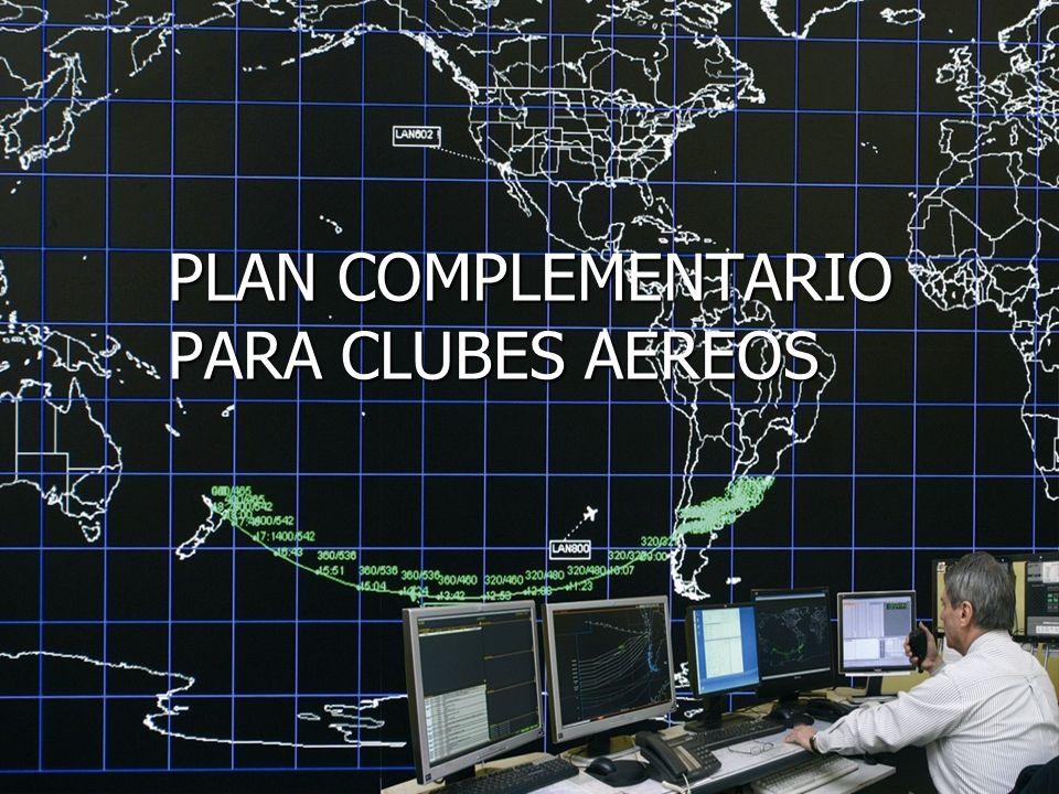 PLAN COMPLEMENTARIO PARA CLUBES AEREOS