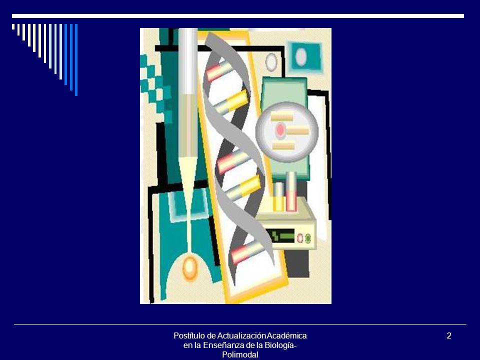 Postítulo de Actualización Académica en la Enseñanza de la Biología-Polimodal