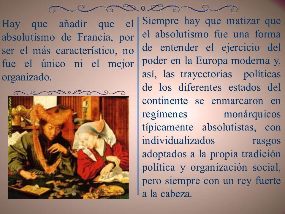 EL ABSOLUTISMO. - ppt video online descargar
