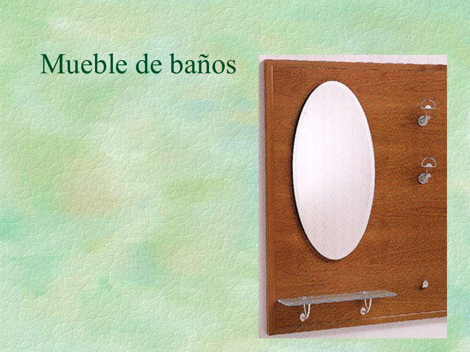 Mueble de baños