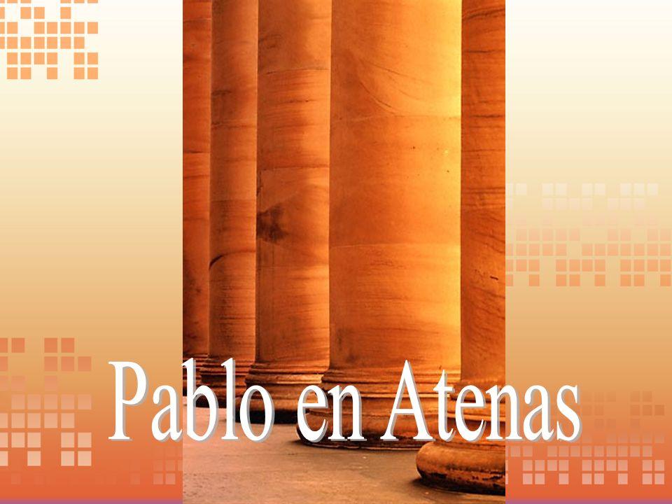 Pablo en Atenas