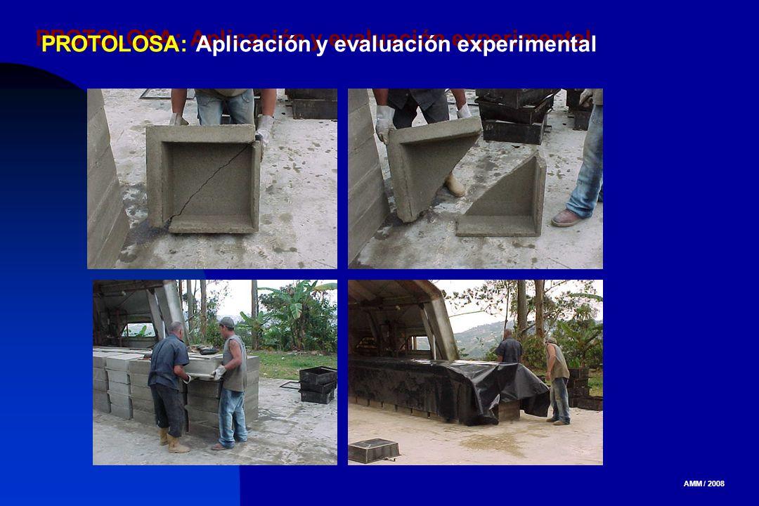 PROTOLOSA: Aplicación y evaluación experimental