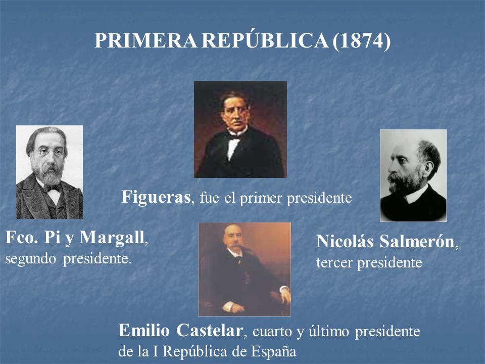 Figueras, fue el primer presidente
