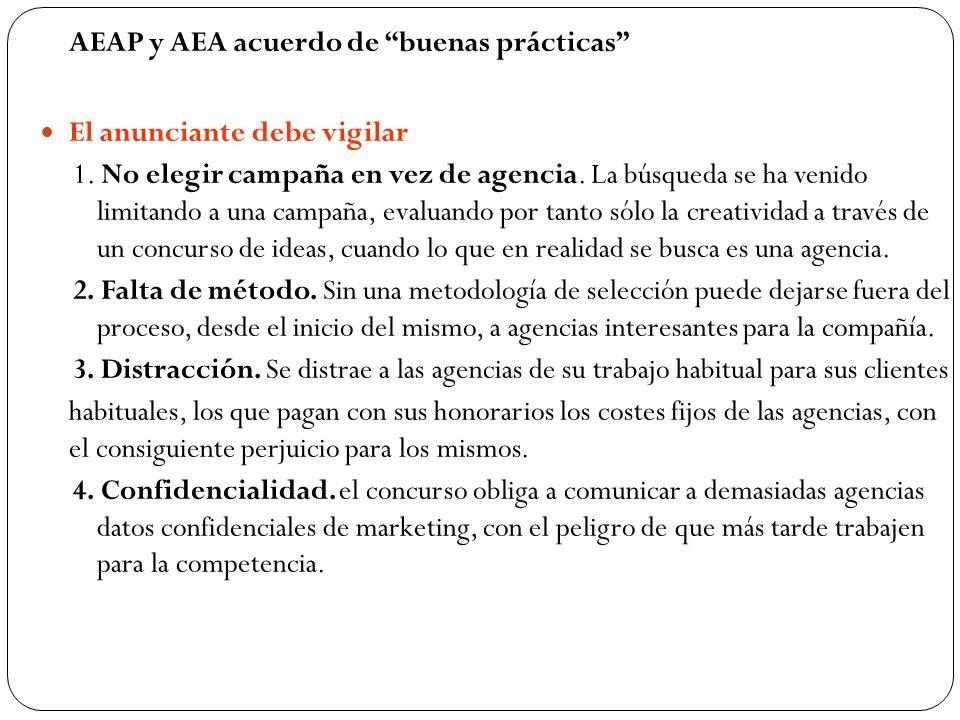 AEAP y AEA acuerdo de buenas prácticas