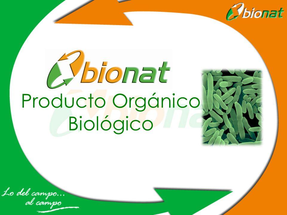 Producto Orgánico Biológico