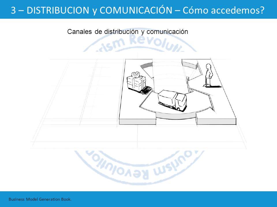 3 – DISTRIBUCION y COMUNICACIÓN – Cómo accedemos