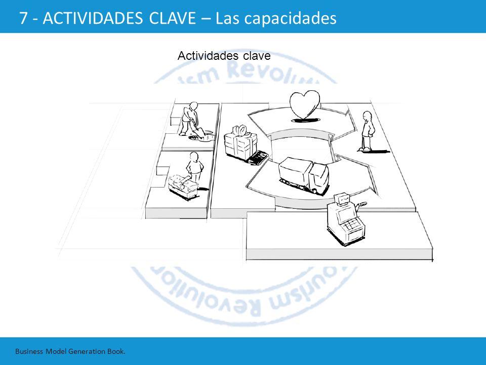 7 - ACTIVIDADES CLAVE – Las capacidades