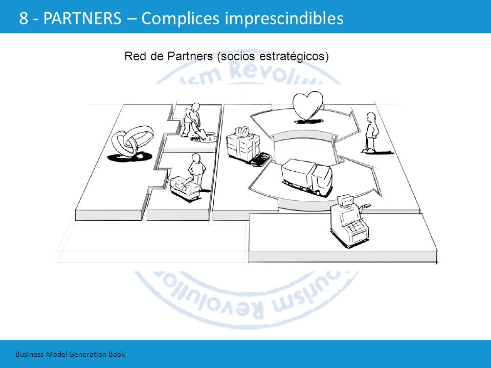 8 - PARTNERS – Complices imprescindibles