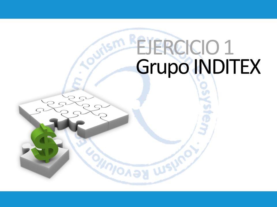 EJERCICIO 1 Grupo INDITEX
