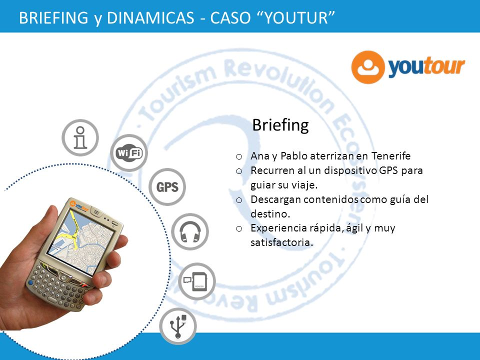 BRIEFING y DINAMICAS - CASO YOUTUR