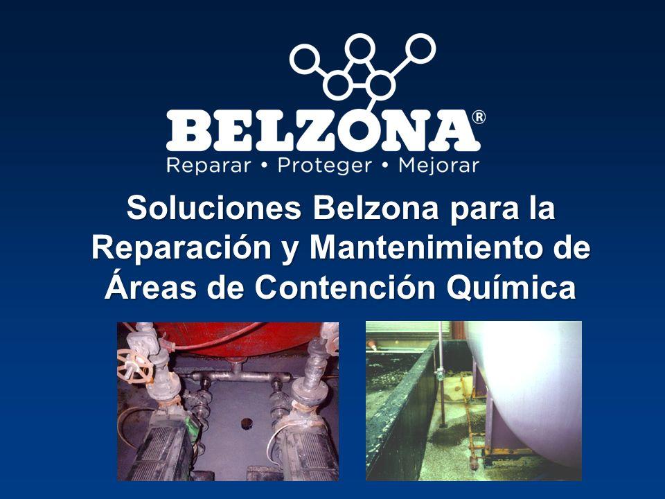 Soluciones Belzona para la Reparación y Mantenimiento de