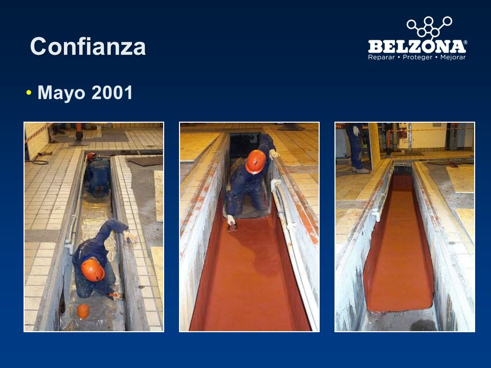 Confianza Mayo 2001