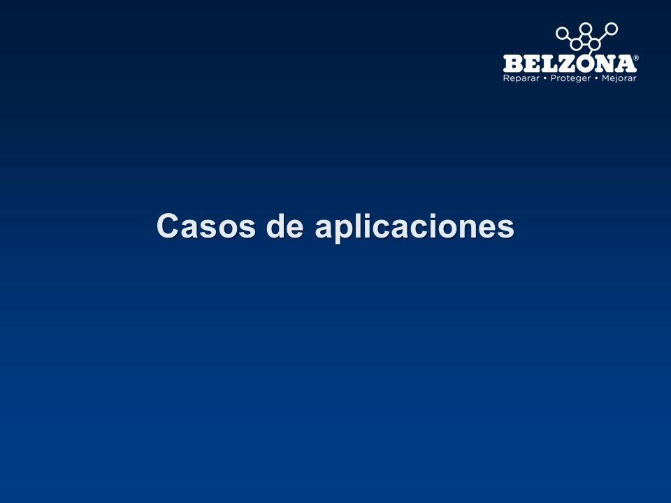 Casos de aplicaciones