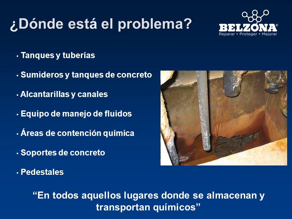 ¿Dónde está el problema