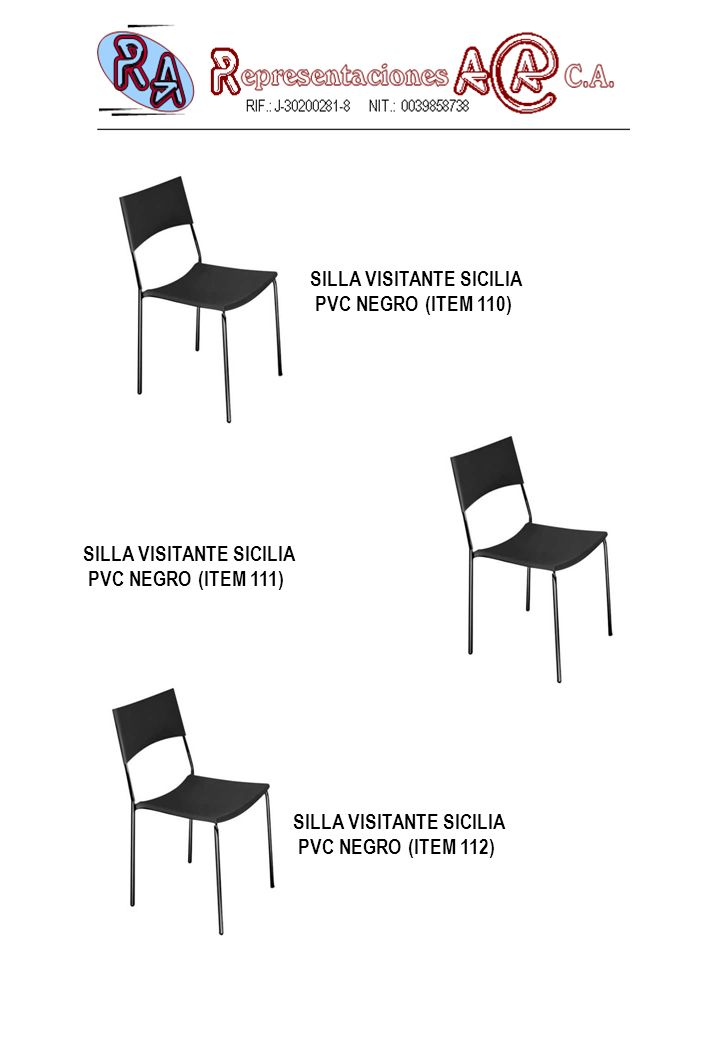 SILLA VISITANTE SICILIA