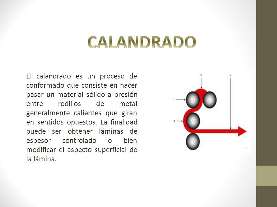 CALANDRADO