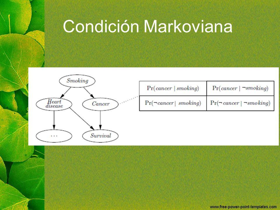 Condición Markoviana