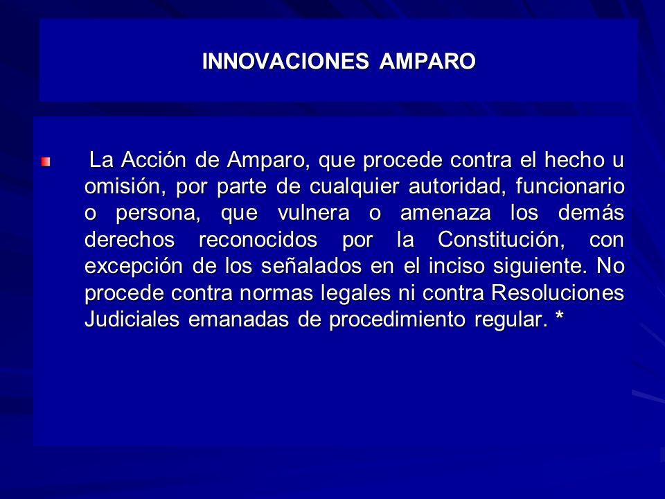 INNOVACIONES AMPARO