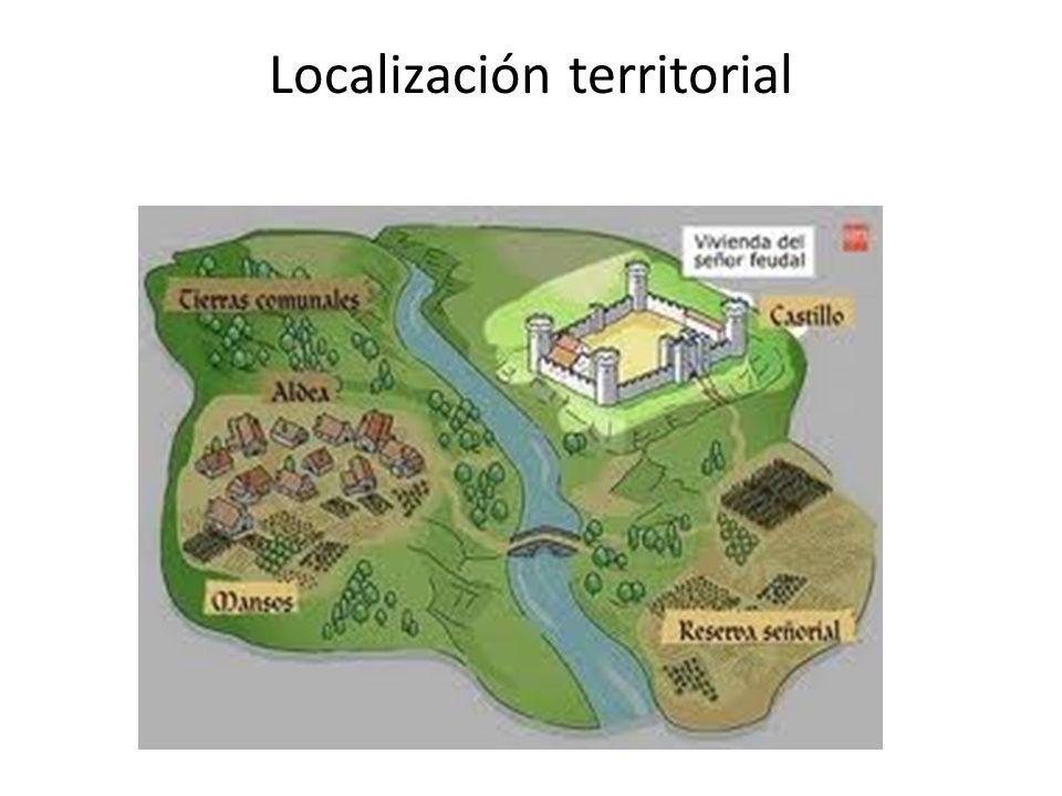 Localización territorial