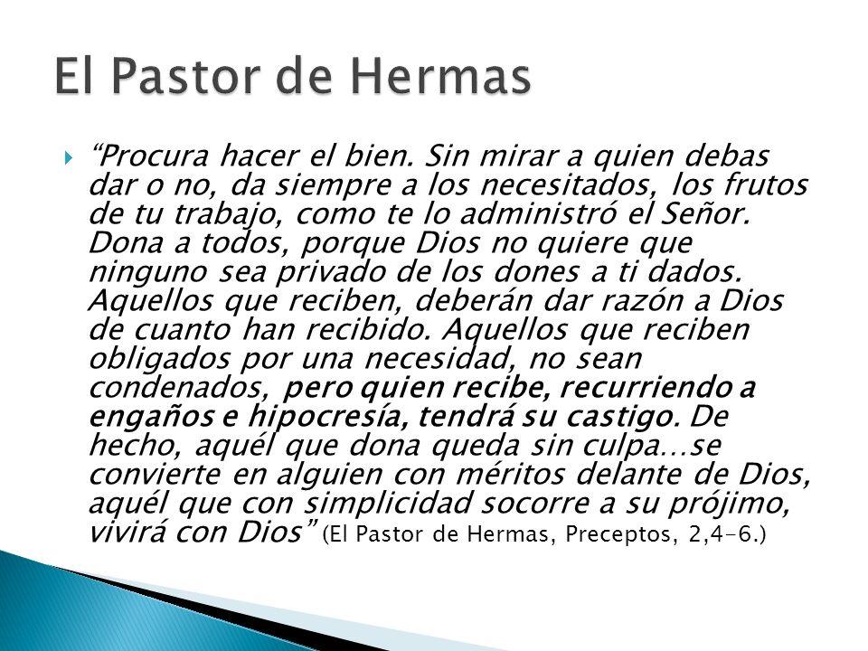 El Pastor de Hermas