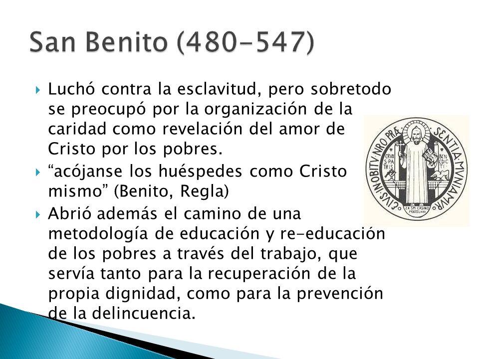 San Benito (480-547)