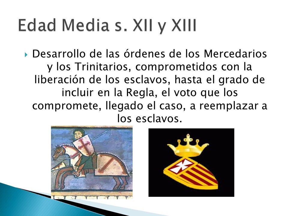 Edad Media s. XII y XIII