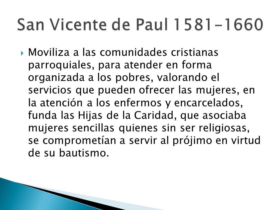 San Vicente de Paul 1581-1660