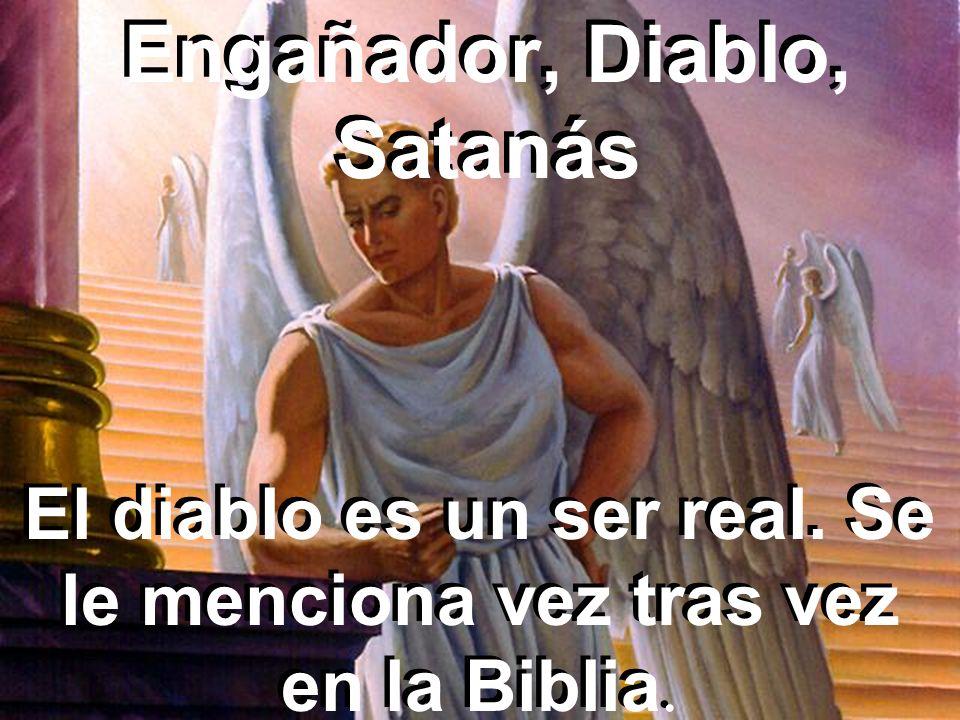 Engañador, Diablo, Satanás
