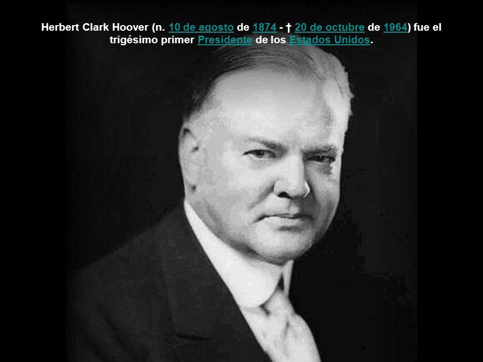 Herbert Clark Hoover (n