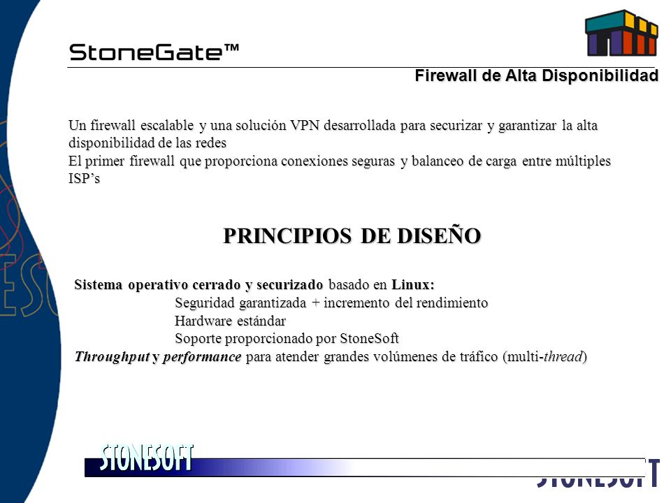 Firewall de Alta Disponibilidad