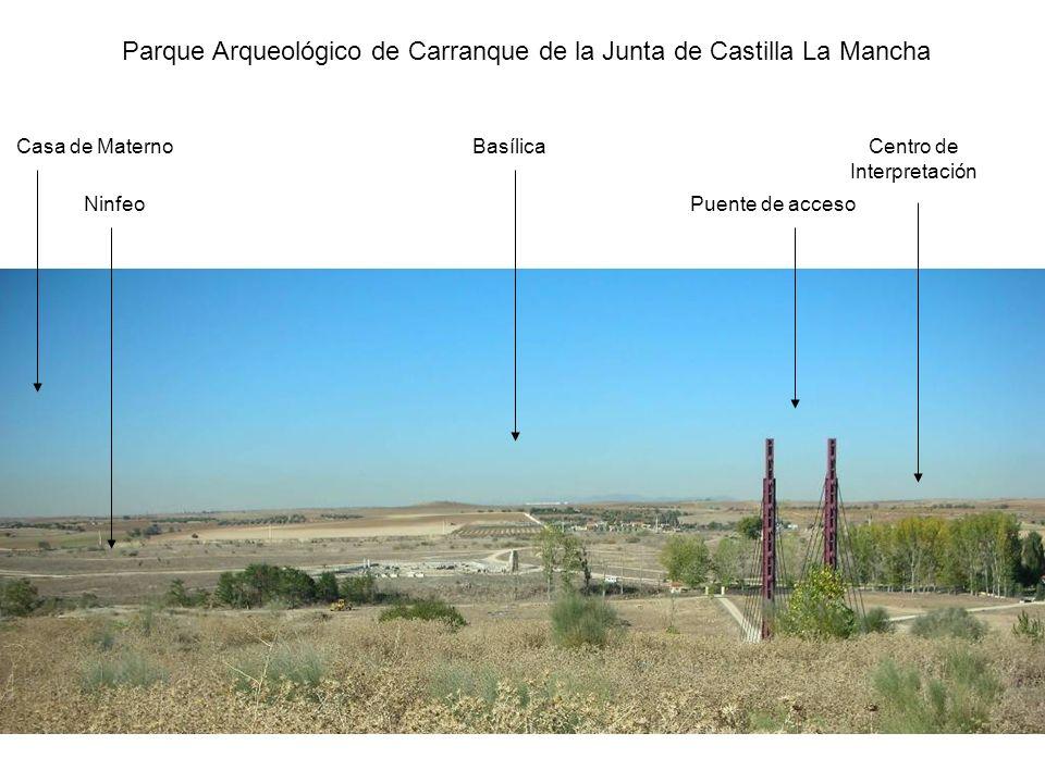 Parque Arqueológico de Carranque de la Junta de Castilla La Mancha