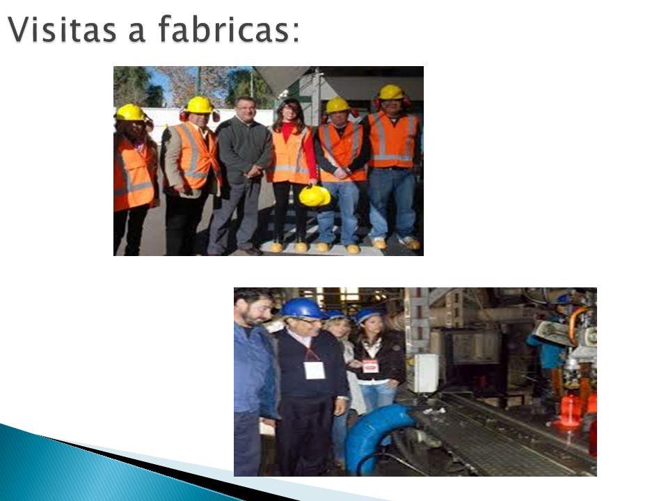 Visitas a fabricas: