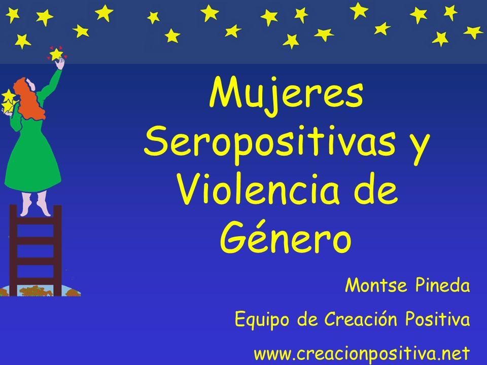 Mujeres Seropositivas y Violencia de Género
