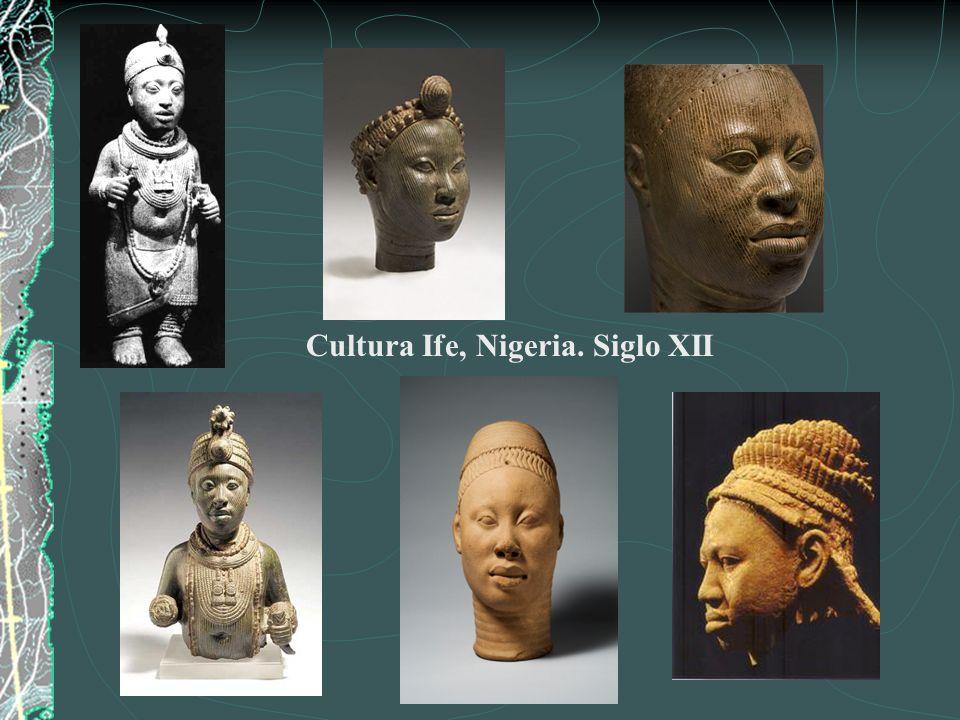 Cultura Ife, Nigeria. Siglo XII