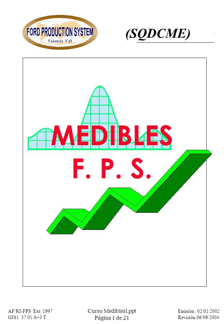 (SQDCME) MEDIBLES F. P. S.