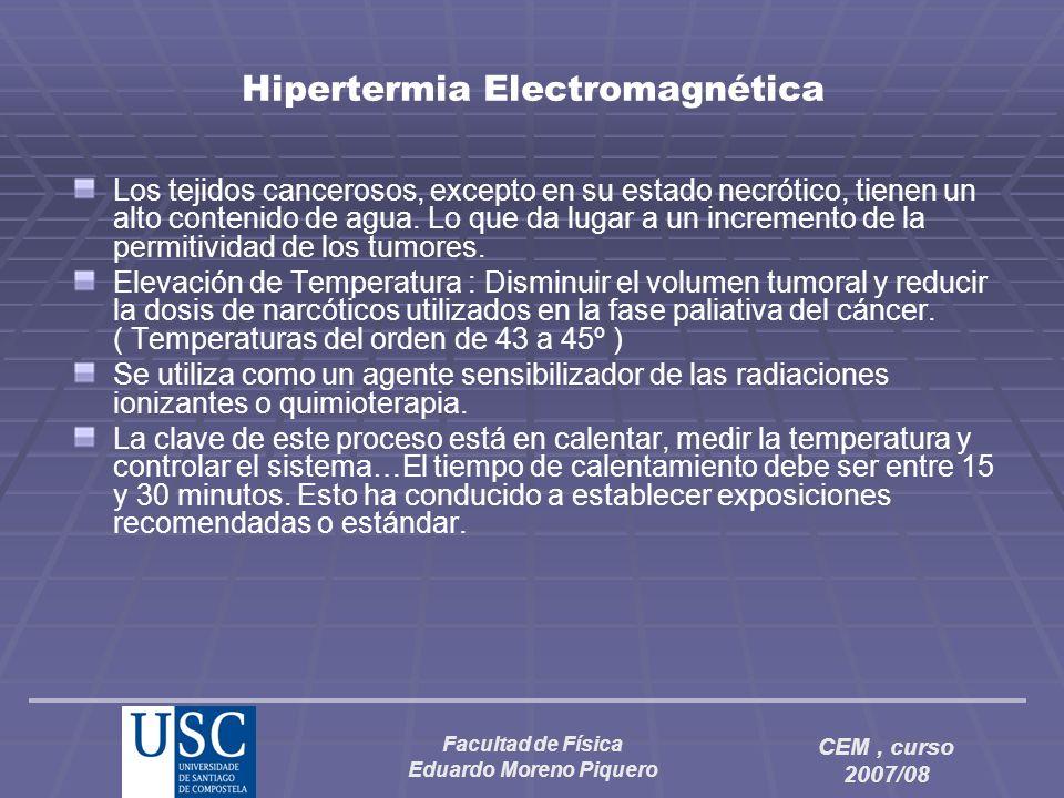 Hipertermia Electromagnética