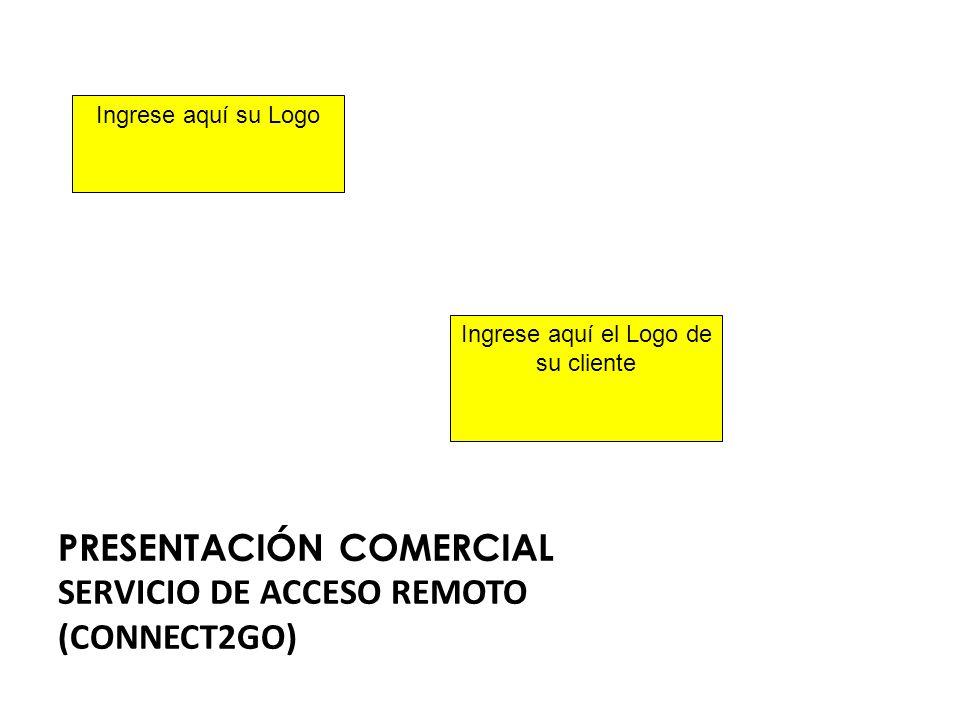 PRESENTACIÓN COMERCIAL Servicio de acceso remoto (Connect2go)
