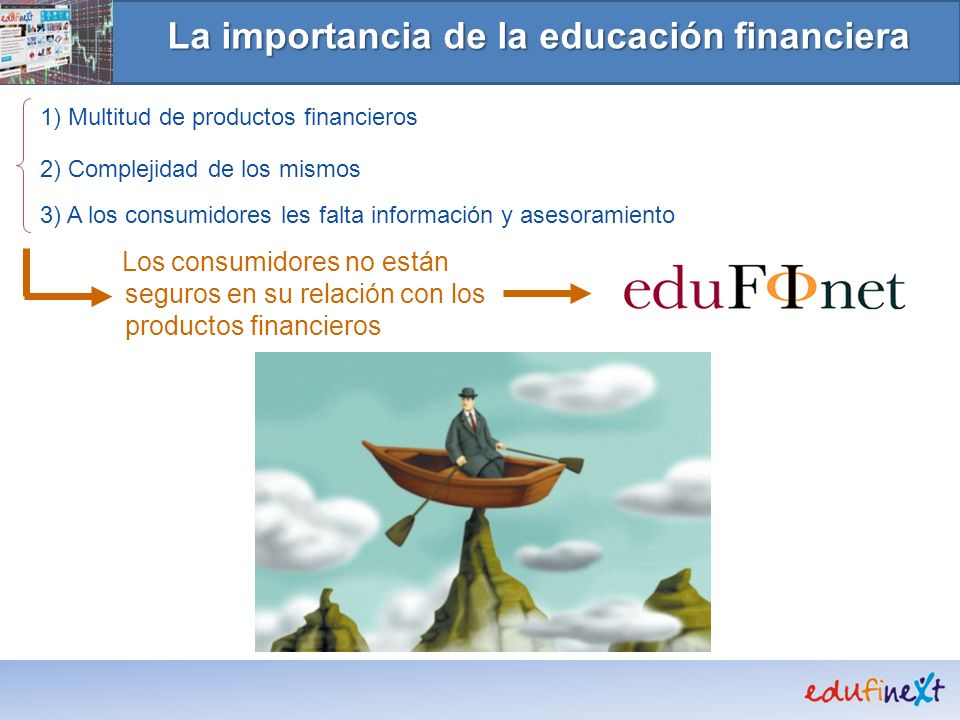 La importancia de la educación financiera