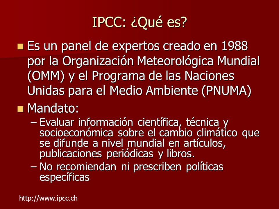 IPCC: ¿Qué es