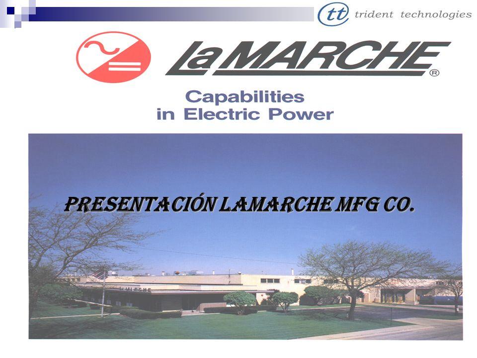 Presentación LaMarche Mfg Co.