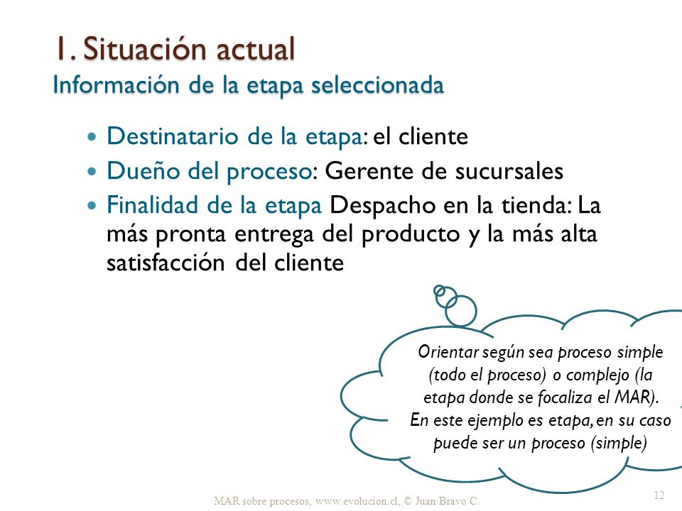 En este ejemplo es etapa, en su caso puede ser un proceso (simple)