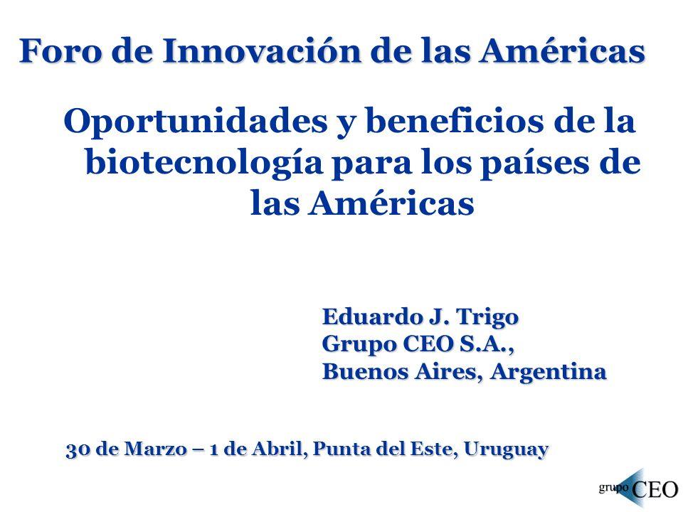 Foro de Innovación de las Américas