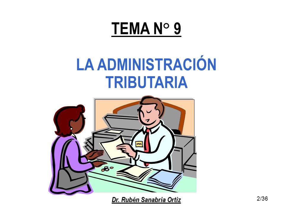 Curso derecho tributario i ciclo secc vii 49n for Oficina tributaria