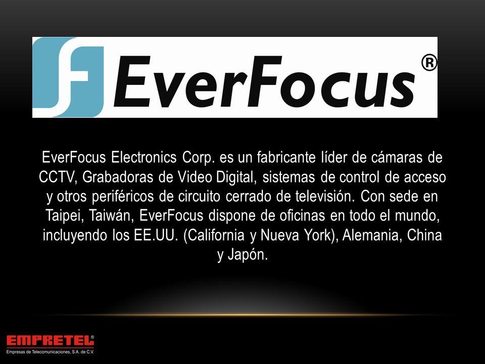 EverFocus Electronics Corp