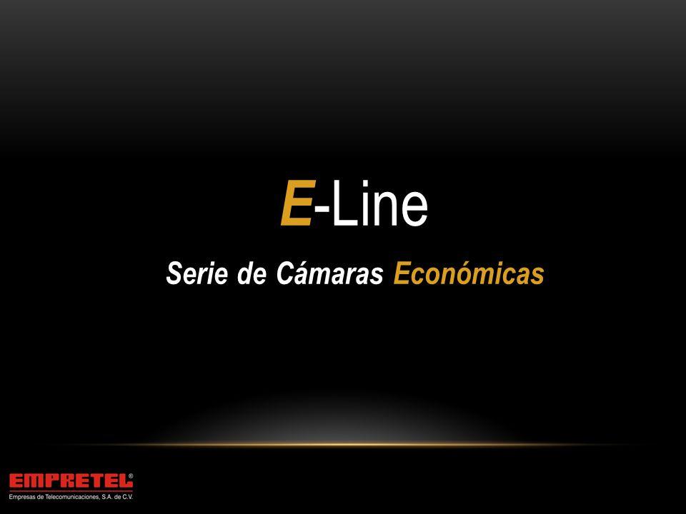 Serie de Cámaras Económicas