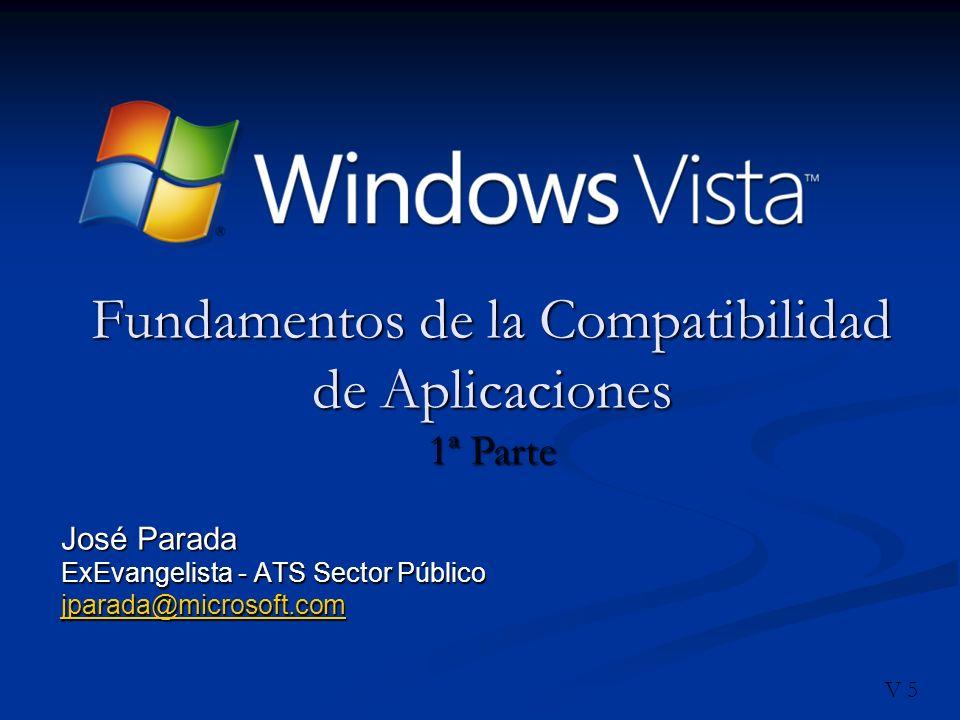 José Parada ExEvangelista - ATS Sector Público jparada@microsoft.com